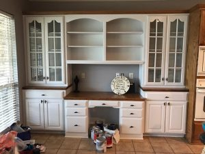 Cabinet Painting in Nacogdoches, TX